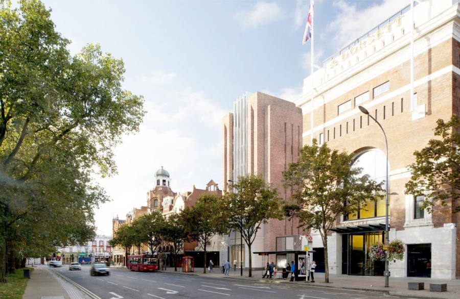 Walkabout site proposal, Shepherds Bush