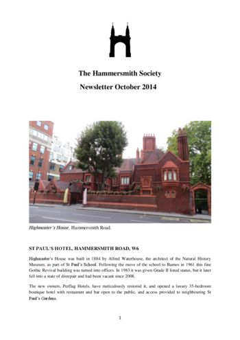 thumbnail of 2014-oct_newsletter_hammersmith-society