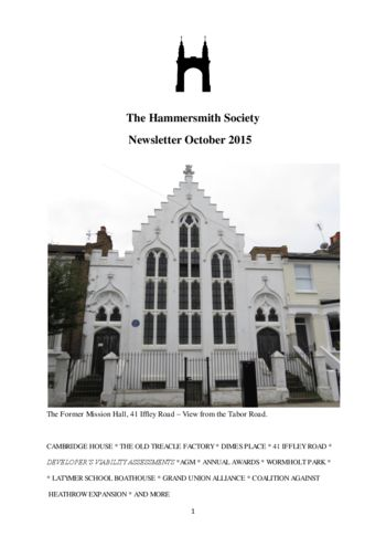 thumbnail of 2015-october_newsletter_hammersmith-society