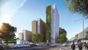 West London Magistrates court redevelopment