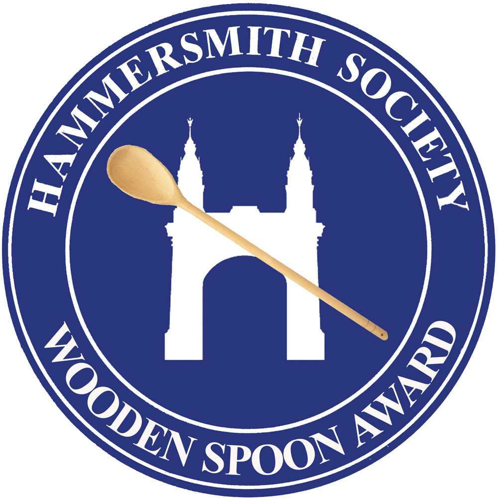 Wooden Spoon Award