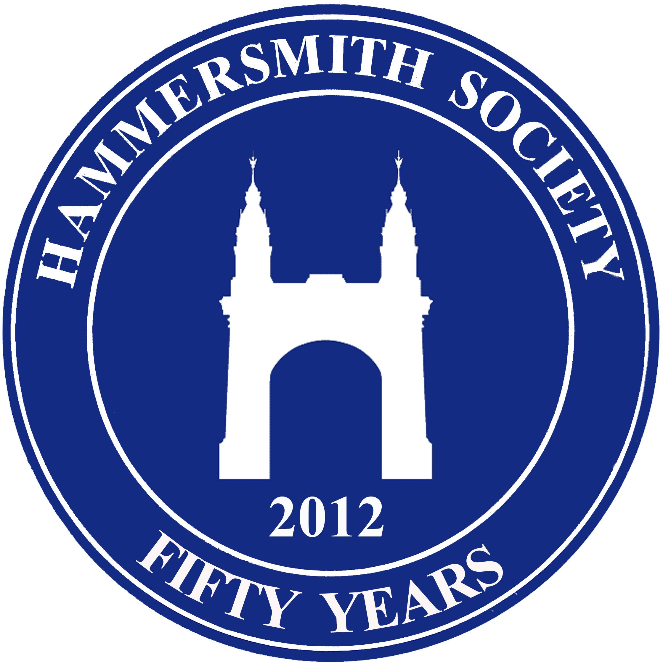 Hammersmith Society Logo 2012