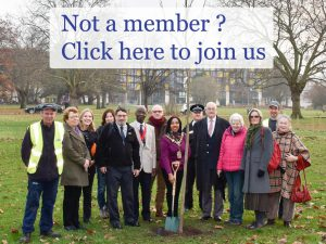 Join Us - Tree planting for Queens 90th, Wormholt park